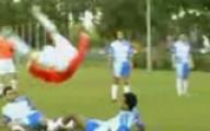 Fussball trifft Nonnenhockey